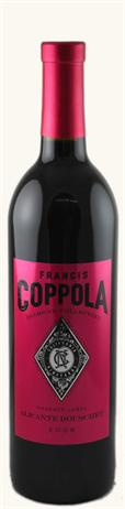 Francis Ford Coppola Diamond Collection Alicante Bouschet Magenta Label